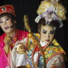Chinese Opera Singers@9 King God Festival